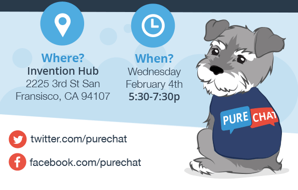 Pure Chat Happy Hour