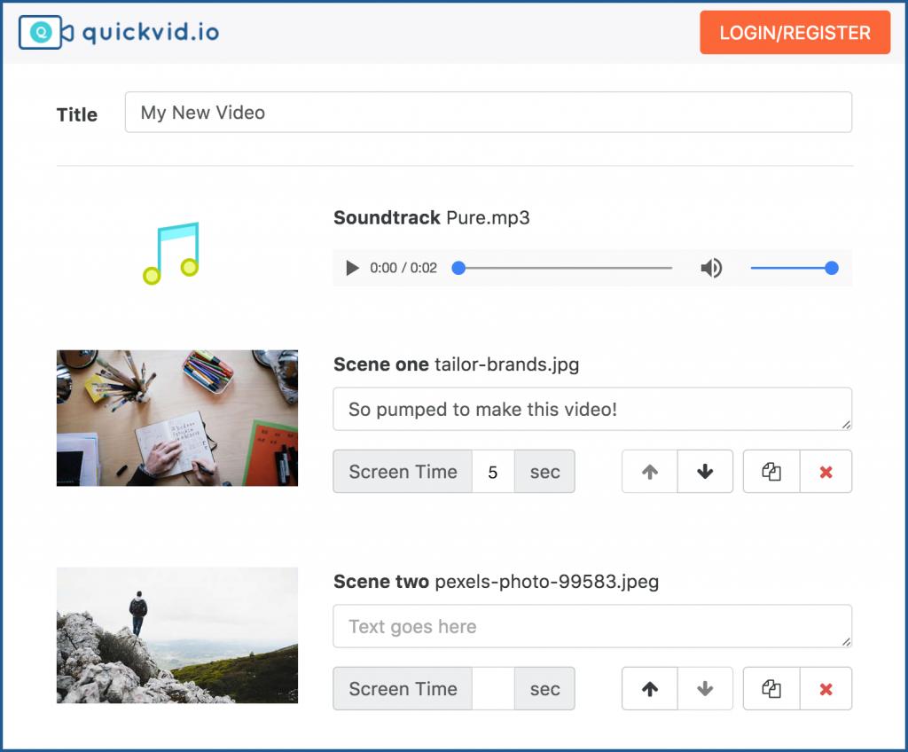 quickvid-dash